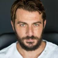 Ο Γιώργος Αγγελόπουλος στη φωτογράφιση για το One Man - 25 Αυγούστου 2017