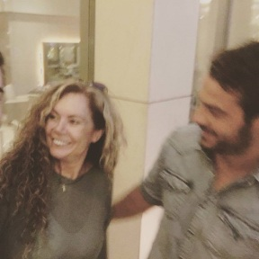 """""""Είμαστε χαρούμενοι!!!!"""" - 25 Αυγούστου 2017 Φωτογραφία: eleni.dimou Instagram"""