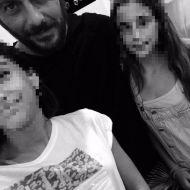 Ο Γιώργος με φανς στην Σκιάθο - 15 Ιουλίου 2017 Φωτογραφία: ___.dimitraaa.___ Instagram