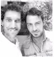 Ο Γιώργος με φαν στο Avanti Cafe-Bar - 25 Αυγούστου 2017