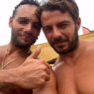 Ο Γιώργος με φαν στη Σκιάθο - 21 Αυγούστου 2017 Φωτογραφία: geo_must Instagram