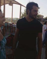 Ο Γιώργος στην Κουρούτα - 27 Αυγούστου 2017 Φωτογραφία: stavroula_tsintoni Instagram