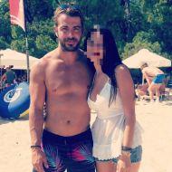 Ο Γιώργος με φαν στη Σκιάθο - 14 Αυγούστου 2017 Φωτογραφία: eleni_pil Instagram