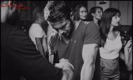Ο Γιώργος κατά τη βραδινή του έξοδο στο Enzzo Club Stage στις 29 Αυγούστου 2017 Φωτογραφία: guestlist.gr Facebook