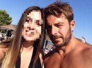 Ο Γιώργος με φαν στη Σκιάθο στις 17 Αυγούστου 2017 Φωτογραφία: filia_lekarakou Instagram