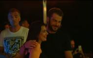 Ο Γιώργος στο πάρτι του Survivor στο Grand Beach Λαγονήσι - 6 Ιουλίου 2017