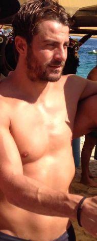 Ο Γιώργος στη Σκιάθο στις 12 Αυγούστου 2017 Φωτογραφία: Dimitra Maeetopoulou Facebook