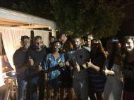 Ο Γιώργος στο δείπνο που έγινε προς τιμήν του από τον Ναυτικό Όμιλο Σκιάθου - 15 Ιουλίου 2017 Φωτογραφία: nautical club of skiathos Facebook