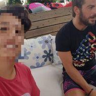 Ο Γιώργος με φαν στην Σκιάθο - 16 Ιουλίου 2017 Φωτογραφία: _.dkoumiotis Instagram
