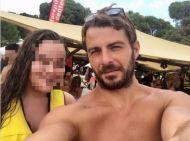 Ο Γιώργος με φαν στη Σκιάθο - 21 Αυγούστου 2017 Φωτογραφία: efpraxia_p Instagram