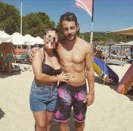 Ο Γιώργος με φαν στη Σκιάθο - 14 Αυγούστου 2017 Φωτογραφία: fotini_mour Instagram