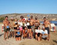 Ο Γιώργος μαζί με σχεδόν όλους τους παίκτες του Survivor στη Βάρκιζα για να εκπληρώσουν μια ευχή - Make a Wish - 19 Σεπτεμβρίου 2017 Φωτογραφία: makeawish.greece Instagram