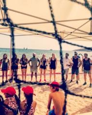 Ο Γιώργος μαζί με σχεδόν όλους τους παίκτες του Survivor στη Βάρκιζα για να εκπληρώσουν μια ευχή - Make a Wish - 19 Σεπτεμβρίου 2017 Φωτογραφία: nmichalos Instagram