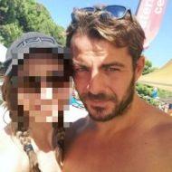 Ο Γιώργος με φαν στη Σκιάθο στις 17 Αυγούστου 2017 Φωτογραφία: eirini_raf Instagram