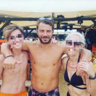 Ο Γιώργος με φανς στη Σκιάθο - 21 Αυγούστου 2017 Φωτογραφία: katerina_vassiliou Instagram