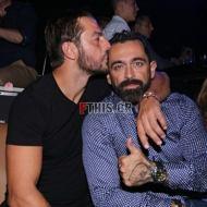 Ο Γιώργος και ο Μπο στο Club 22 - 21 Σεπτεμβρίου 2017 Φωτογραφία: FThis