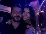 Ο Γιώργος μαζί με τον φαν στο Frangelico - 21 Σεπτεμβρίου 2017 Φωτογραφία: raniatsip Instagram