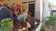 """Ο Γιώργος στον φούρνο """"Ντάνος"""" στη Σκιάθο - 12 Αυγούστου 2017 Φωτογραφία: SkiathosLife.gr Facebook"""