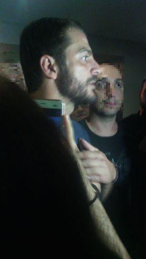 Ο Γιώργος στον Εύοσμο Θεσσαλονίκης στις 24 Σεπτεμβρίου 2017 Φωτογραφία: Ανθη Διακακη Facebook