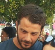Ο Γιώργος στην Πλατεία Αριστοτέλους στη Θεσσαλονίκη - 24 Σεπτεμβρίου 2017 Φωτογραφία: ΠΗΝΕΛΟΠΗ ΠΑΠΑΔΟΠΟΥΛΟΥ Facebook