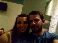 Ο Γιώργος με φαν στον Εύοσμο Θεσσαλονίκης - 24 Σεπτεμβρίου 2017 Φωτογραφία: marialexa.9410 Instagram