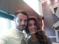 Ο Γιώργος και η Ειρήνη στο Avanti Cafe-Bar - 29 Σεπτεμβρίου 2017 Φωτογραφία: giorgos_aggelopoulos_friends Instagram