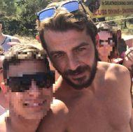 Ο Γιώργος με φαν στην Σκιάθο - 15 Ιουλίου 2017 Φωτογραφία: giannhs_xaxoudis Instagram