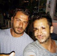 Ο Γιώργος με φαν στο Venue στη Σκιάθο - 21 Αυγούστου 2017 Φωτογραφία: sakistsap Instagram