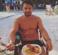 Ο Γιώργος στη Σκιάθο - 13 Αυγούστου 2017 Φωτογραφία: roula_s_k Instagram