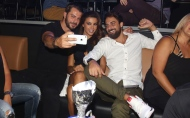 Ο Γιώργος, η Ειρήνη και ο Μάριος στο Club 22 - 21 Σεπτεμβρίου 2017 Φωτογραφία: newsbeast