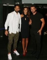 Ο Γιώργος, η Ειρήνη και ο Μάριος στο Club 22 - 21 Σεπτεμβρίου 2017 Φωτογραφία: newsone