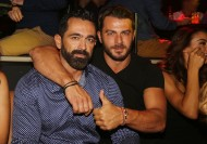 Ο Γιώργος και ο Μπο στο Club 22 - 21 Σεπτεμβρίου 2017 Φωτογραφία: newsone