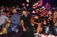 Ο Γιώργος, η Ειρήνη και ο Μπο στο Club 22 - 21 Σεπτεμβρίου 2017 Φωτογραφία: newsone