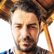 Ο Γιώργος στο Άγιο Όρος - 2-3 Σεπτεμβρίου 2017 Φωτογραφία: official_danos_ga Instagram