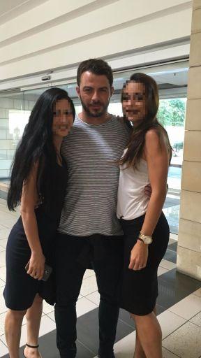 Ο Γιώργος με φανς στην Κύπρο - 13 Οκτωβρίου 2017 Φωτογραφία: eliatsiripilli Instagram