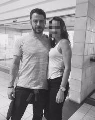 Ο Γιώργος με φαν στην Κύπρο - 13 Οκτωβρίου 2017 Φωτογραφία: eliatsiripilli Instagram