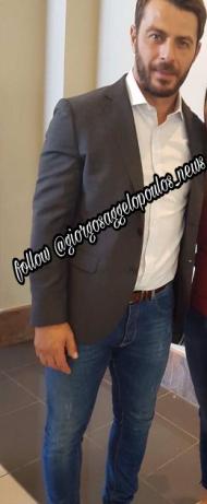 Ο Γιώργος στο Hilton Park Hotel στη Λευκωσία όπου παρευρέθηκε για το συνέδριο της Eurolife - 14 Οκτωβρίου 2017 Φωτογραφία: n.panayi Instagram