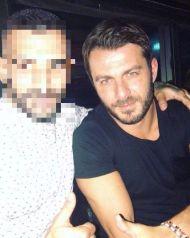Ο Γιώργος με φαν στο Aperitivo Jeset Lounge στη Λευκωσία - 15 Οκτωβρίου 2017 Φωτογραφία: aspropatocy_party Instagram