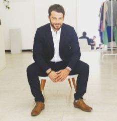 Ο Γιώργος κατά τη διάρκεια της φωτογράφισης για το περιοδικό Beautiful People στην Κύπρο - 16 Οκτωβρίου 2017 Φωτογραφία: beautifulpeoplemag Instagram