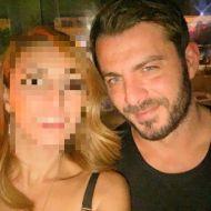 Ο Γιώργος με φαν στο Aperitivo Jeset Lounge στη Λευκωσία - 15 Οκτωβρίου 2017 Φωτογραφία: missmarelia Instagram