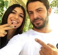 Ο Γιώργος κατά τη διάρκεια της φωτογράφισης για το περιοδικό Beautiful People στην Κύπρο - 16 Οκτωβρίου 2017 Φωτογραφία: ppantelitsa Instagram