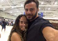 Ο Γιώργος μαζί με φαν στο αεροδρόμιο της Λάρνακας πριν την επιστροφή του στην Αθήνα - 17 Οκτωβρίου 2017 Φωτογραφία: andriacosta_ Instagram