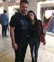 Ο Γιώργος μαζί με φαν στην Κύπρο στις 24 Οκτωβρίου 2017 Φωτογραφία: andriialambrou Instagram