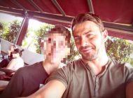 Ο Γιώργος μαζί με φαν στην Κύπρο στις 24 Οκτωβρίου 2017 Φωτογραφία: ioannisk_1220 Instagram
