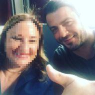 Ο Γιώργος μαζί με φαν στην Κύπρο στις 24 Οκτωβρίου 2017 Φωτογραφία: marilena.i Instagram