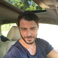 Ο Γιώργος στη Σκιάθο στις 6 Οκτωβρίου 2017 Φωτογραφία: gregoreszakharias Instagram