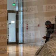 Ο Γιώργος στο ξενοδοχείο Hilton - 26 Οκτωβρίου 2017 Φωτογραφία: Πρώτο Θέμα