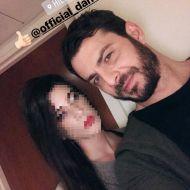 Ο Γιώργος με φαν στην Κύπρο όπου βρέθηκε για την παρουσίαση των Time Out Awards - 26 Νοεμβρίου 2017 Φωτογραφία: dona_666_ Instagram