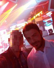 Ο Γιώργος μαζί με φαν στο Fantasia Live στις 5 Νοεμβρίου 2017 Φωτογραφία: michalis_strat Instagram