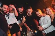 Ο Γιώργος μαζί με Κώστα, Σόφη, Ευρυδίκη, Πάνο, Κωνσταντίνο και Μαριάννα στο Fantasia Live όπου διασκέδασαν με το πρόγραμμα του Κωνσταντίνου Αργυρού - 5 Νοεμβρίου 2017 Φωτογραφία: newspistol